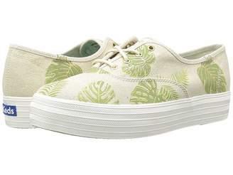Keds Triple Tropical Fern Women's Shoes