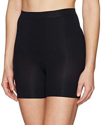 Arabella Women's Seamless Smoothing Shapewear Short with Tummy Control