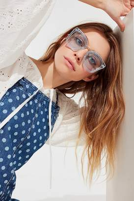 Urban Outfitters Tonal Oversized Square Sunglasses