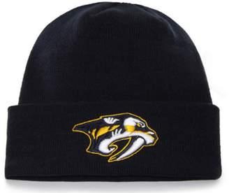 '47 NHL Nashville Predators Raised Cuff Knit Beany Forty Seven