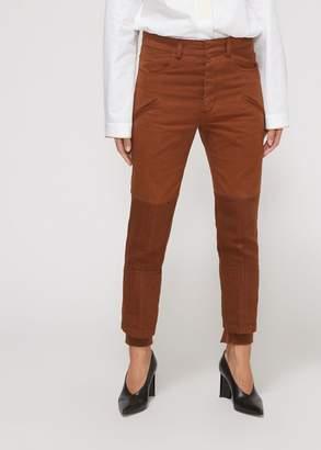 Haider Ackermann Binding Detail Trouser