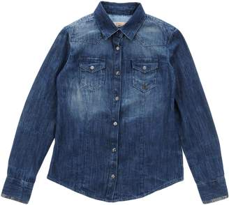 John Galliano Denim shirts - Item 42684120RS
