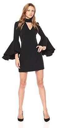 Milly Women's Italian Cady Andrea Dress