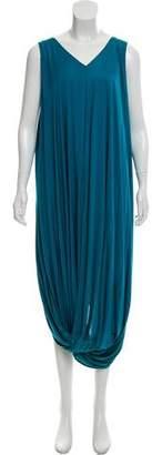 Amanda Wakeley Draped Evening Dress