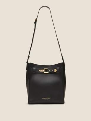 DKNY Columbus Leather Bucket Bag