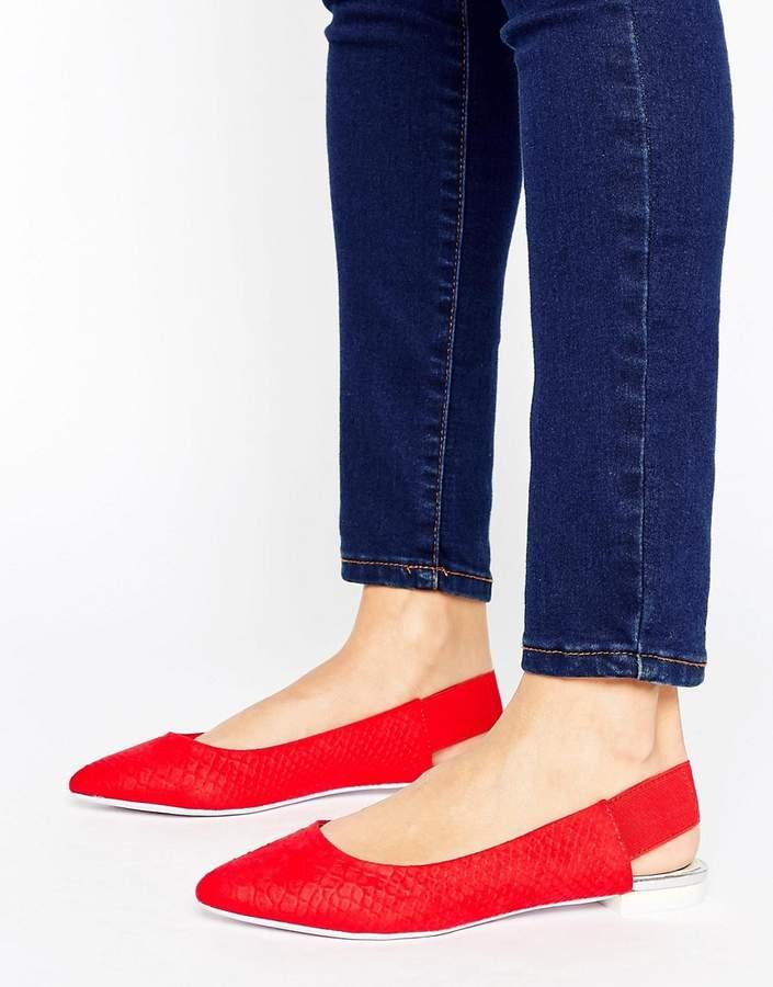 ALDO Slingback Point Shoes
