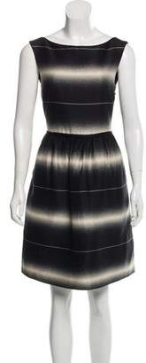 Marc by Marc Jacobs Silk-Blend Mini Dress