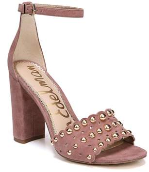Sam Edelman Yaria Studded Block Heel Sandal