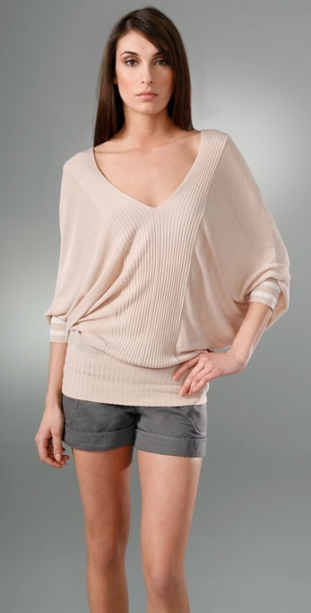 Murphy Natasha V Neck Sweater