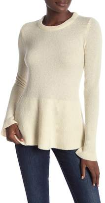 Brochu Walker Cloe Wool Blend Crew Neck Sweater