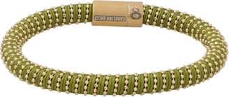 Carolina Bucci Light Green Twister Band Bracelet