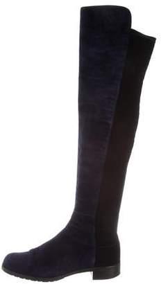 Stuart Weitzman 5050 Over-The-Knee Boots