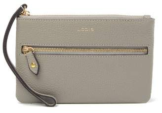 Lodis Colleen Small Leather Wristlet