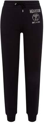 Moschino Double Question Mark Logo Sweatpants