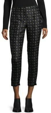 Max Mara Geometric Printed Pants