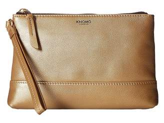 Knomo London Mayfair Luxe Bond Power Purse w/ 3000 mAh Battery Wallet
