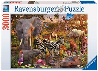Ravensburger African Animal Puzzle - 3000 Pieces
