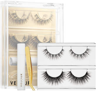 ef0f71ee330 ... JCPenney · VELOUR LASHES Velour Lashes Velour Silk Lash Holiday Set