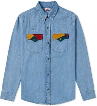 Levi's Clothing 70's Denim Shirt