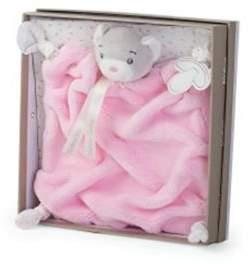 Kaloo Plume Doudou Comforter - Pink Bear