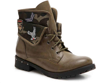 Rock & Candy Deane Combat Boot - Women's