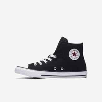 Nike Converse Chuck Taylor All Star Pull Zip Fall Uniform High Top Boys Shoe