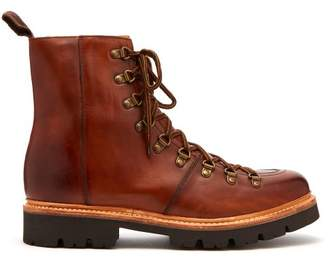 Grenson - Brady Leather Boots - Mens - Brown