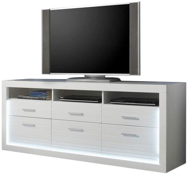 Trendteam EEK A+, TV-Lowboard Tolanaro II (inkl. Beleuchtung)