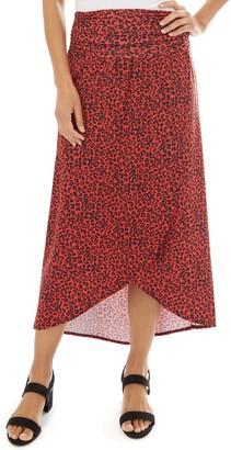 Apt. 9 Women's Printed Tulip Skirt