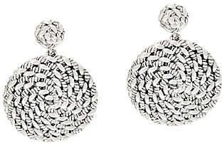JAI Sterling Hill Tribe Front Facing Earrings