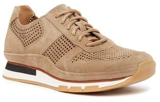 Vince Larson Perforated Suede Sneaker