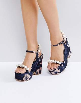 KG by Kurt Geiger Kurt Geiger London Hettie Platform Sandals
