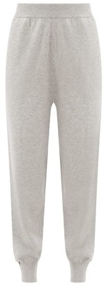 Extreme Cashmere - No. 56 Yogi Stretch Cashmere Track Pants - Womens - Grey