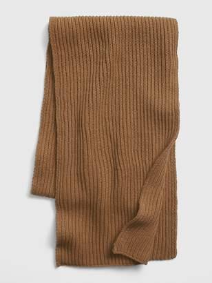 Gap Ribbed Knit Scarf