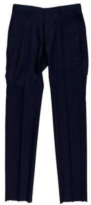 HUGO BOSS Boss by Gleeve Virgin Wool Dress Pants