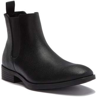 Modern American Designer Carter Tumbled Leather Chelsea Boot