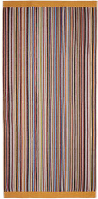 Paul Smith Multicolor Large Multi Stripe Towel
