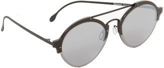 Illesteva Malpensa Sunglasses $300 thestylecure.com