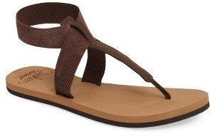 Women's Reef Cushion Moon Sandal $35.95 thestylecure.com