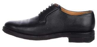 Gravati Leather Lace-Up Oxfords