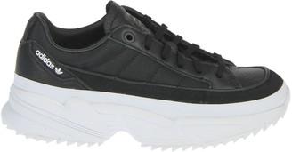 adidas Black And White Chunky Kiellor Sneakers
