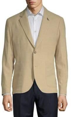 Tailorbyrd Bekele Textured Jacket