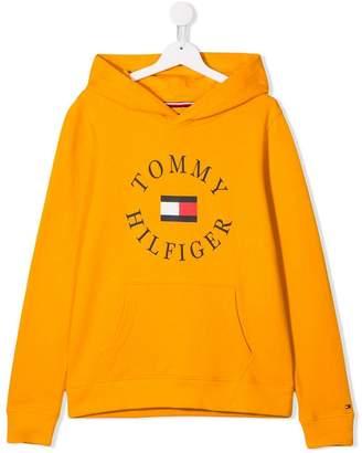 Tommy Hilfiger Junior logo hoodie