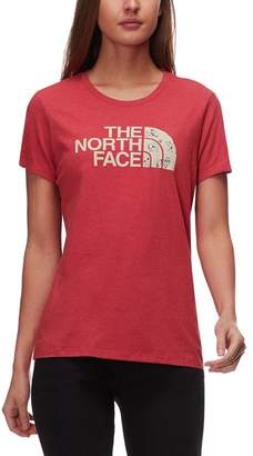 The North Face Half Dome Scoop Neck Short Sleeve T-Shirt - Women's