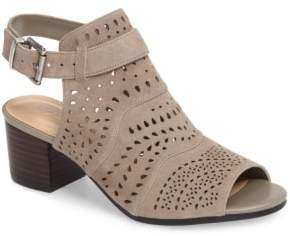 Bella Vita Fonda Perforated Sandal