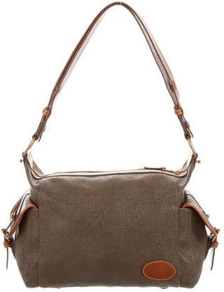 Mulberry Pebbled Leather Shoulder Bag $225 thestylecure.com