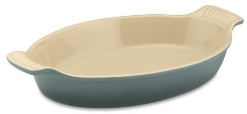 Le Creuset Heritage Stoneware Oval Gratin