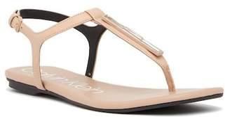 Calvin Klein Sharene Thong Sandal