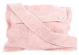 Chanel Wool Crossbody Bag