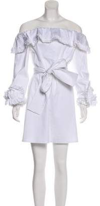 Alexis Mini Sheath Dress